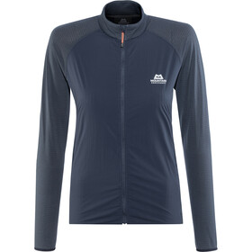 Mountain Equipment Trembler Jas Dames, cosmos/blue nights